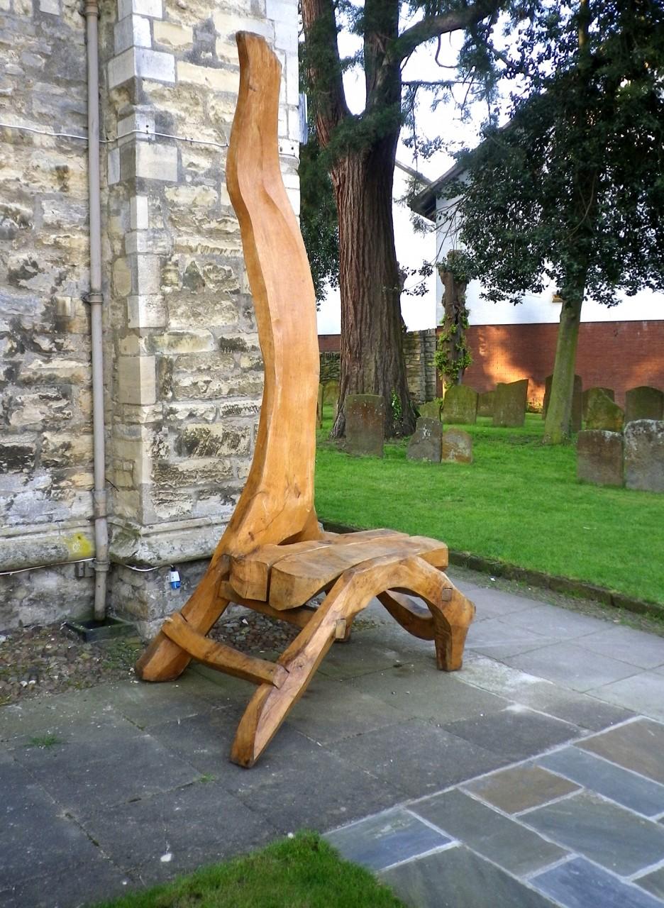 2 Bardic chair, St Mary_St Giles