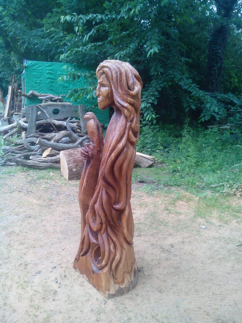 Brown Oak Women