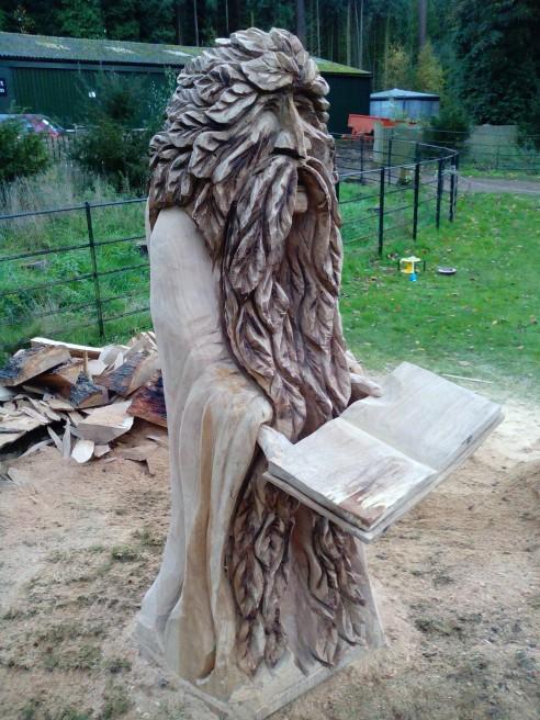 Tree Spirits and Greenmen