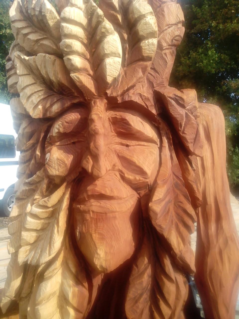 Steve keene woodcarving