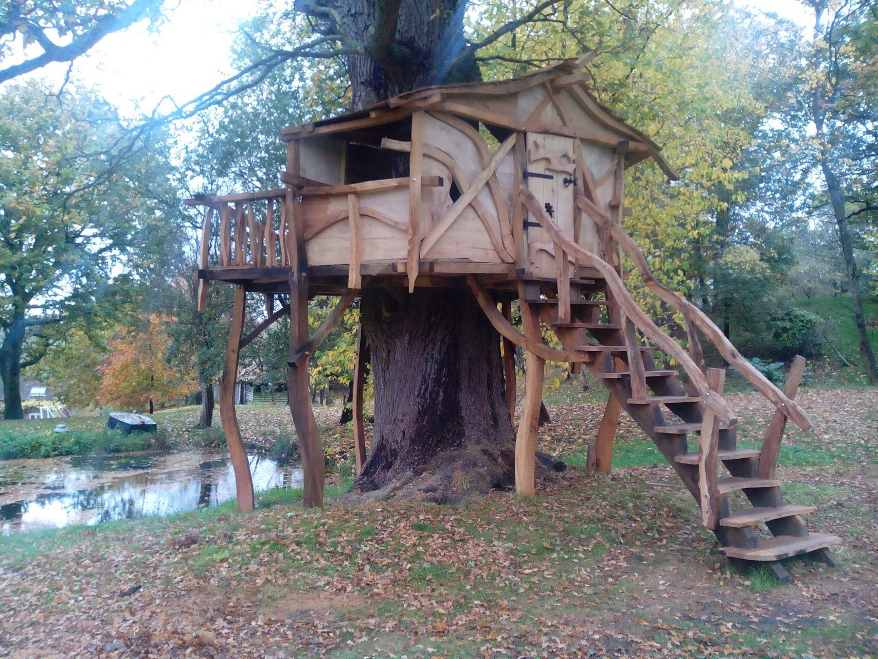ne4wbury treehouse
