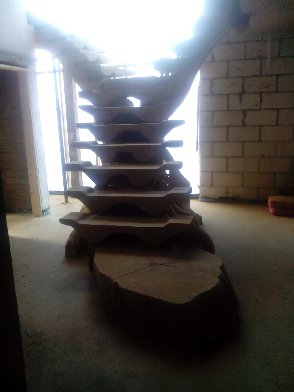 staircase project 6