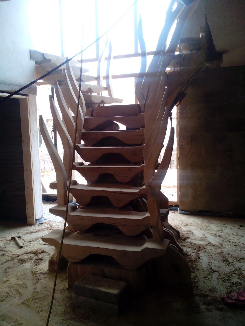 staircase project 8