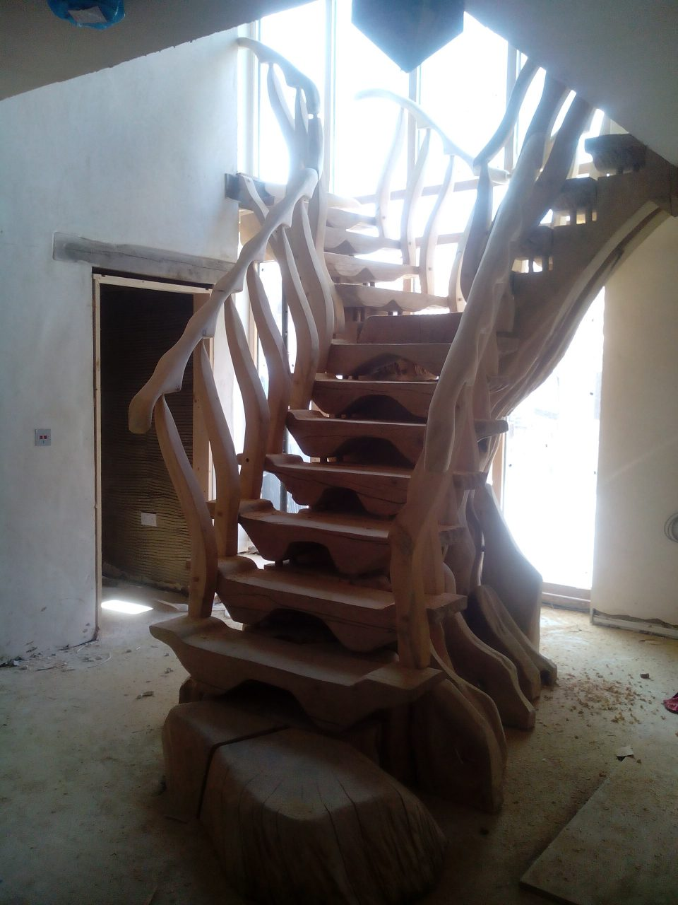 staircase project 9