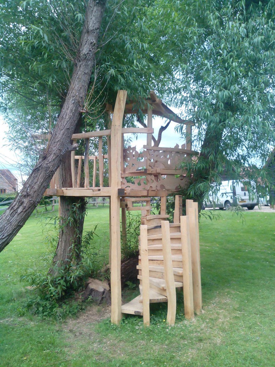 thame treehouse