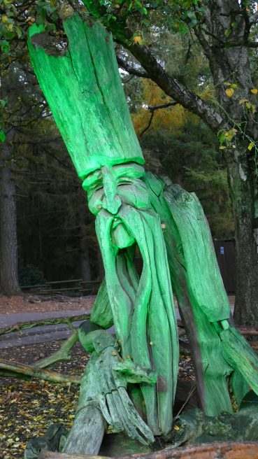 Tree Spirits and Greenmen