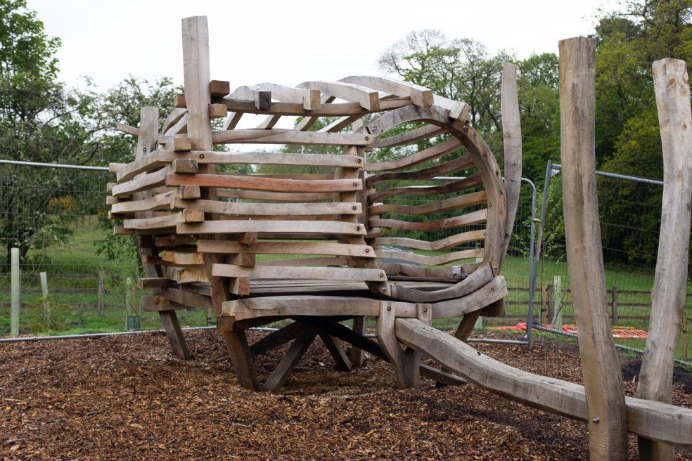 """""""The Pod"""" at Ampthill Park"""